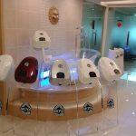 phân phối máy thủy trị liệu Thái Bình