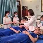 đào tạo chăm sóc da Thái Bình